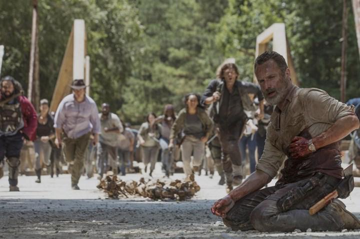 The Walking Dead'in final sezonunda Rick Grimes dönebilir