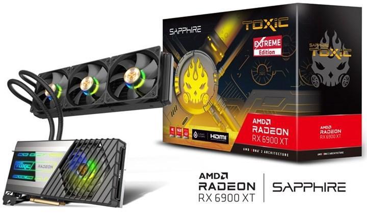 Sapphire RX 6900 XT Toxic Extreme 4160 Euro'ya ulaşan fiyatlarla satışa sunuldu