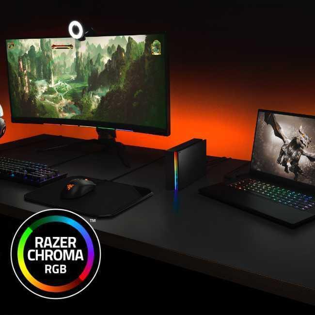 Seagate, Razer Chroma RGB destekli oyuncu sürücülerini satışa sundu