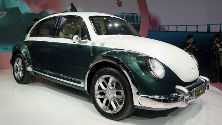 Volkswagen, Beetle tasarımını kopyalayan Çinli otomotiv şirketi Great Wall'a dava açabilir