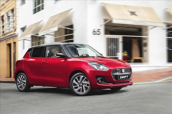 Suzuki Swift Hibrit için nisan ayına özel fırsatlar