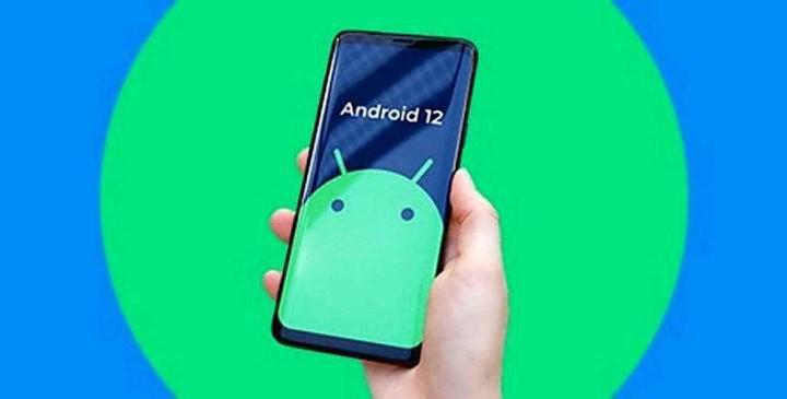 Android 12 yeni bir