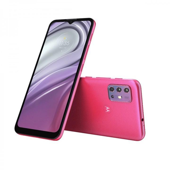 Motorola, uygun fiyat etiketi ile Moto G20'yi piyasaya sürdü