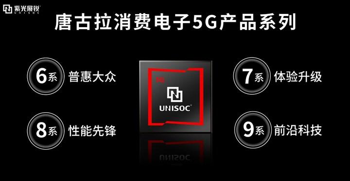 UNISOC iddialı 5G yonga setlerini duyurdu