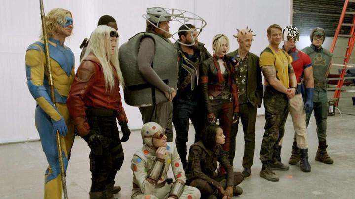 DC'nin yeni filmi The Suicide Squad'dan yeni görseller paylaşıldı