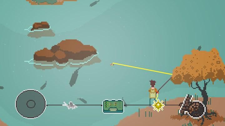 Rol yapma oyunu River Legends: A Fly Fishing Adventure, mobil cihazlar için çıktı