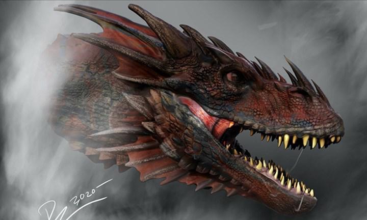Yeni Game of Thrones dizisi House Of The Dragon'dan ilk görüntüler paylaşıldı