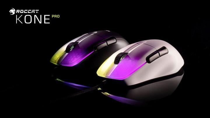 ROCCAT Kone Pro oyuncu faresi tanıtıldı
