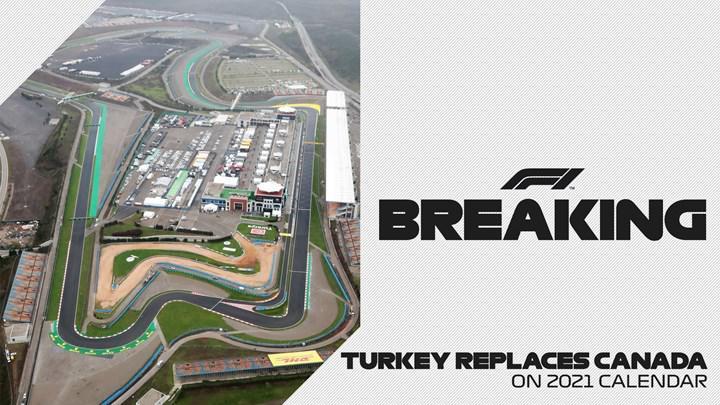 Resmen açıklandı: F1 yeniden Türkiye'de!