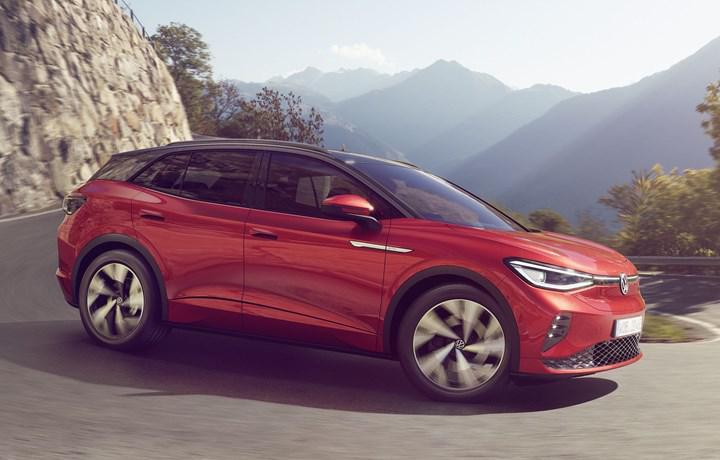 Yeni Volkswagen ID.4 GTX tanıtıldı: 295 beygirlik elektrikli SUV