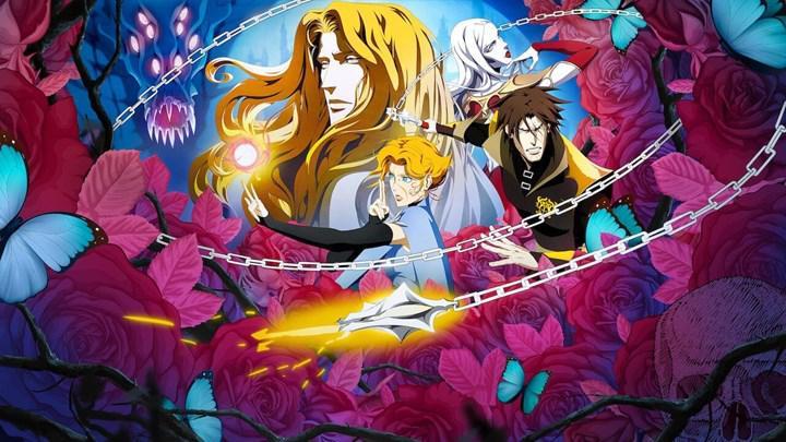 Netflix'in popüler animesi Castlevania'nın 4. sezonundan ilk fragman paylaşıldı
