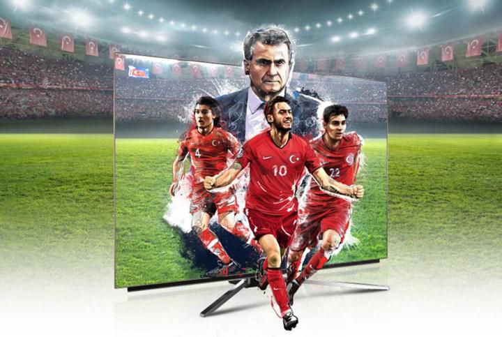 Arçelik'ten ilginç kampanya: Türkiye finale çıkarsa TV paraları iade edilecek