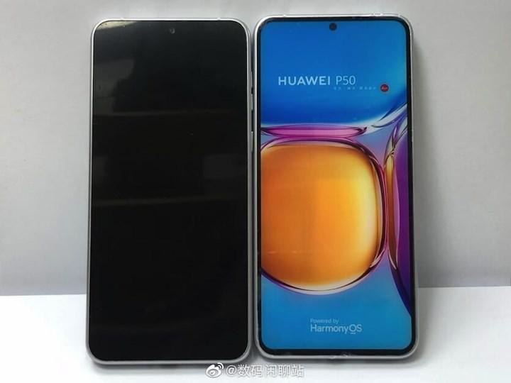 Huawei P50 Pro'nun prototip fotoğrafları yayınlandı