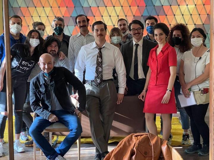 BluTV'nin yerli dizisi Yeşilçam'ın 2. sezon çekimleri başladı