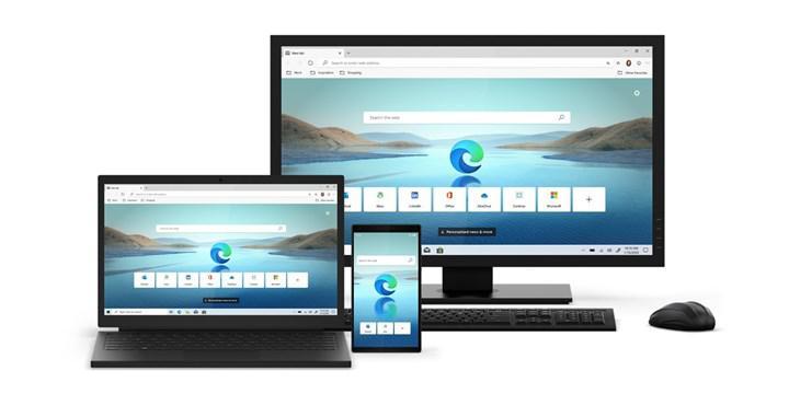 Microsoft Edge sekmeleri Windows 10 ve Android arasında paylaşılabilecek