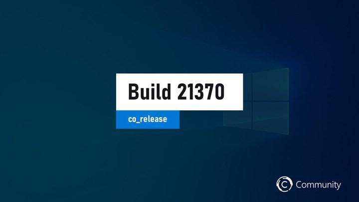 Microsoft, Windows 10 Insider Preview Build 21370'i Bluetooth geliştirmeleriyle yayınladı