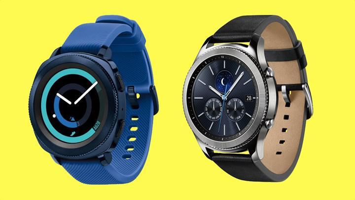 Samsung eski akıllı saatleri için sürpriz bir yazılım güncellemesi yayınladı