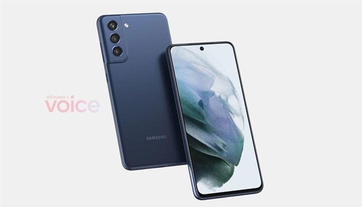 Galaxy S21 FE, Samsung'un resmi web sitesinde ortaya çıktı