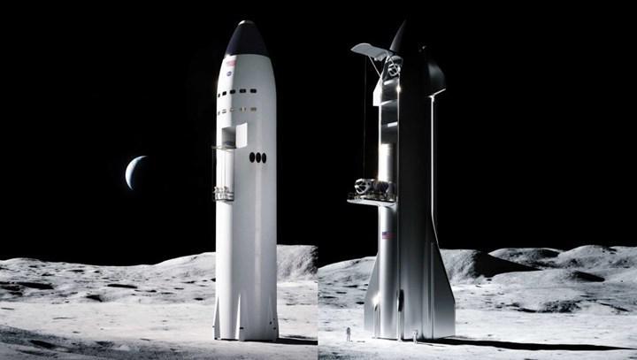 NASA'dan insan indirme sistemi ihalesini kazanan SpaceX'e şok! Anlaşma askıya alındı