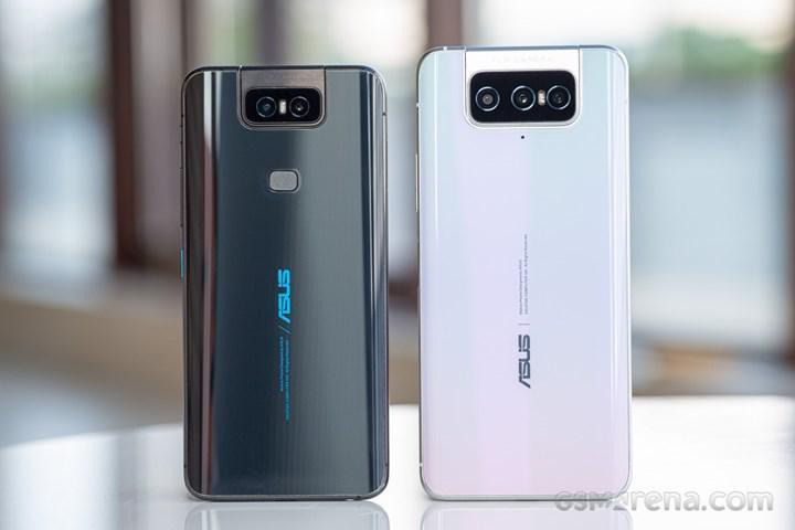 Asus Zenfone 8 Mini'nin RAM, depolama ve batarya detayları ortaya çıktı