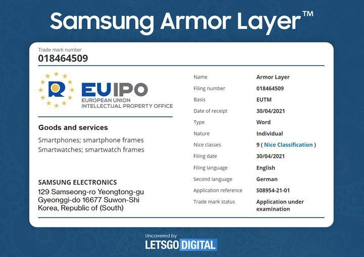 Samsung, katlanabilir ekranlı akıllı telefonlar için 'zırh' geliştiriyor