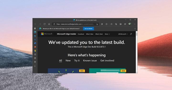 Microsoft Edge tarayıcısı artık Office dosyalarını görüntüleyebilecek