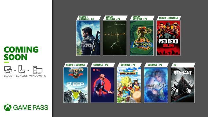 Mayıs'ta Xbox Game Pass'e eklenecek oyunlar belli oldu: Red Dead Online, FIFA 21 ve daha fazlası