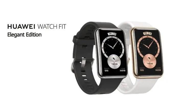 Huawei Watch Fit Elegant ülkemizde satışa çıktı
