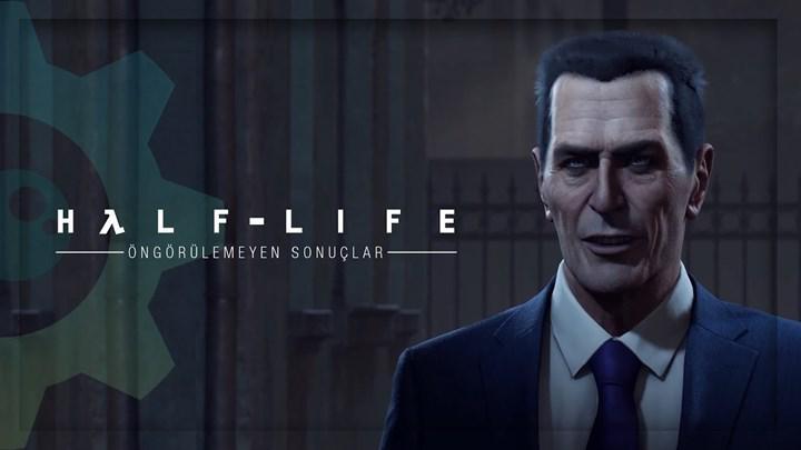 Makine ekibi 2.5 saatlik muazzam bir Half Life belgeseli hazırladı