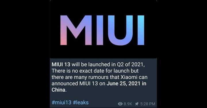 MIUI 13, Haziran ayında duyurulabilir: İşte yeni arayüzle ilgili son gelişmeler