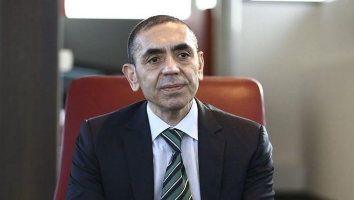 BioNTech'in CEO'su Uğur Şahin'den açıklama : 6 ay boyunca muhafaza edilebilen aşı geliştiriliyor