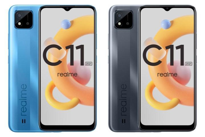 Realme C11 (2021), 110 dolar fiyat etiketiyle pazara giriş yaptı