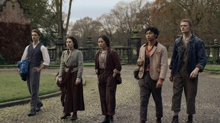 Netflix'in Sherlock dizisi The Irregulars, ilk sezonun ardından iptal edildi