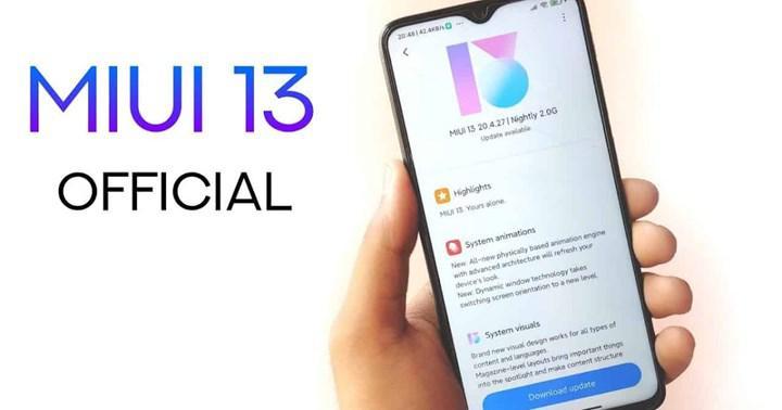 MIUI 13 güncellemesi alacak akıllı telefonların listesi ortaya çıktı