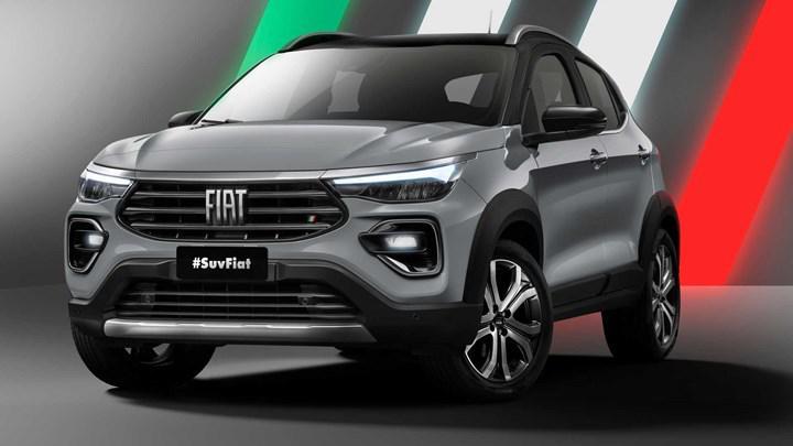 Fiat'ın yeni SUV modeli ortaya çıktı: İsmi oylama sonucu belli olacak