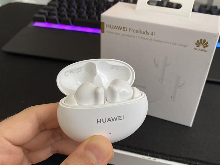 Huawei Freebuds 4i inceleme – Düşük fiyata ANC ve güçlü batarya