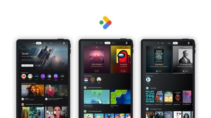 Android tabletler için Eğlence Alanı özelliği duyuruldu
