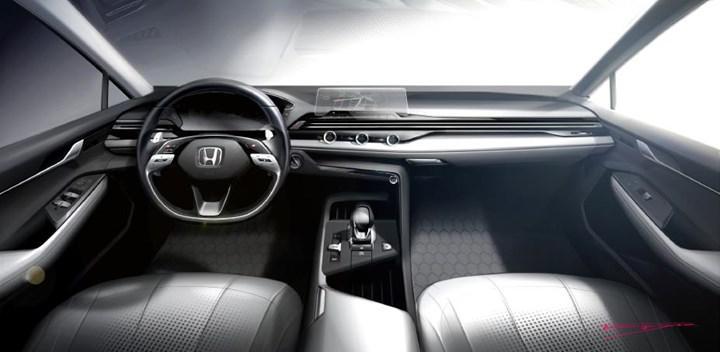 Honda, yeni modellerinde kullanacağı tasarım dilini gösterdi