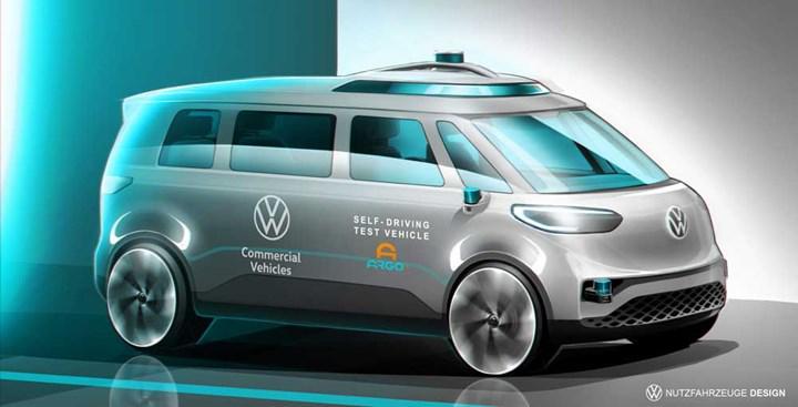 Volkswagen, seviye 4 otonom sürüş özelliği için saatlik 7 euro ücret alabilir