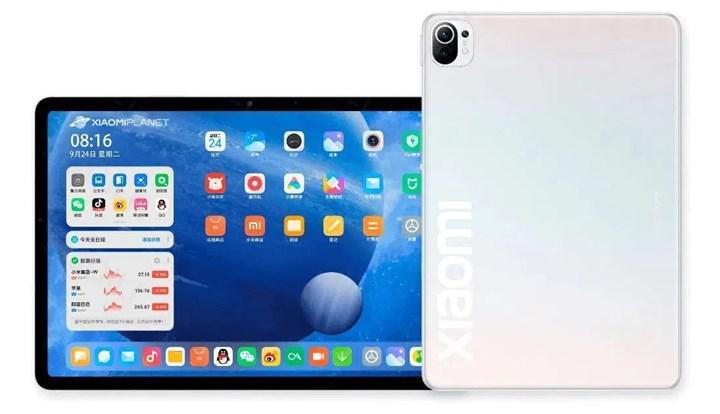 Xiaomi Mi Pad 5'in batarya kapasitesi ortaya çıktı