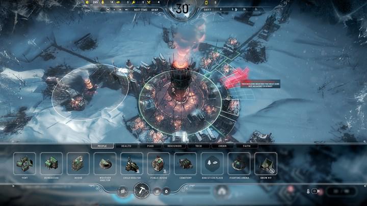 Sevilen şehir inşa etme oyunu Frostpunk, yıl sonunda iOS cihazlar için çıkış yapacak