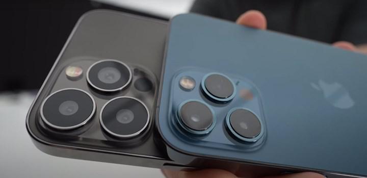 iPhone 13 seri üretime giriyor