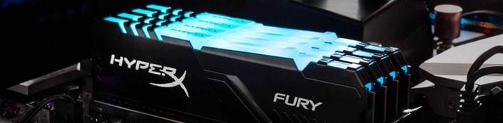 Kingston'ın hız aşırtılabilir DDR5 bellekleri yakında yola çıkacak