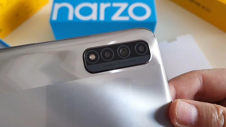 Realme Narzo 30'un teknik özellikleri ve görüntüleri ortaya çıktı