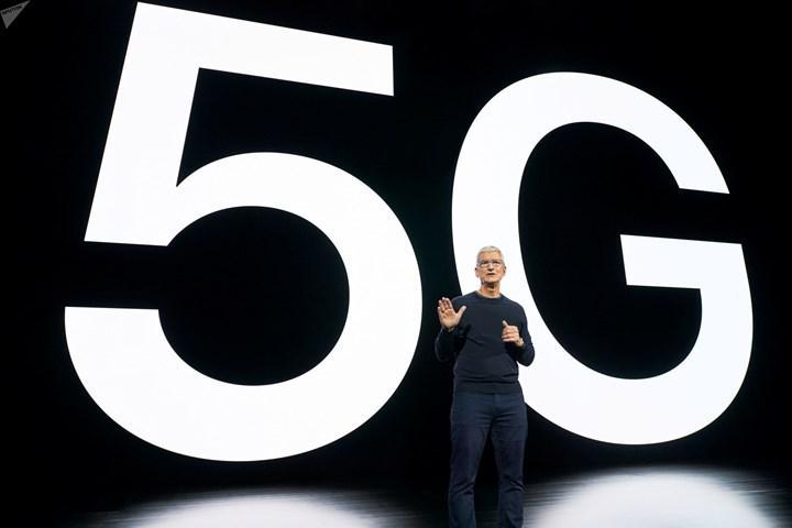 Apple, 2023'te Qualcomm'a veda ederek kendi 5G modemini kullanmaya başlayacak