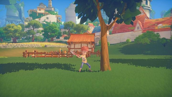 Yaşam simülasyonu oyunu My Time at Portia, mobil cihazlar için duyuruldu