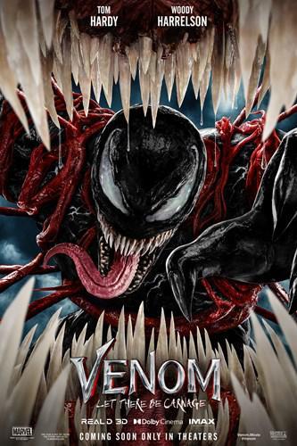 Venom: Let There Be Carnage filminden 'kaos dolu' ilk fragman yayınlandı
