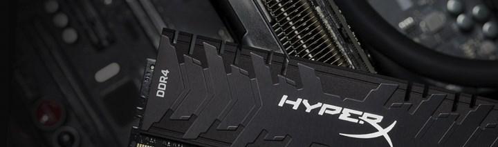 HyperX 5300 MHz'de çalışan DDR4 RAM'lerini 1245 dolardan satışa sundu