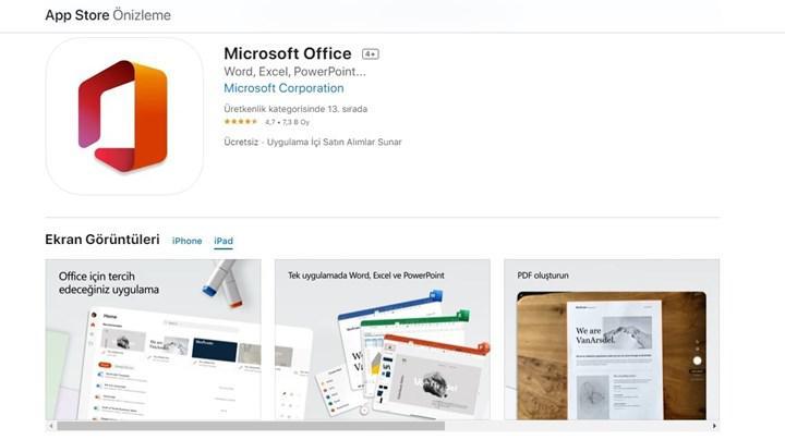 Microsoft'un App Store komisyonundan kaçınmak için Apple ile görüştüğü ortaya çıktı