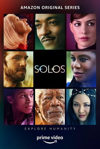 Amazon'un yıldızlarla dolu yeni bilim kurgu dizisi SOLOS'tan ilk fragman yayınlandı